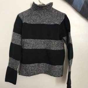 J Crew wool and cotton blend sweater